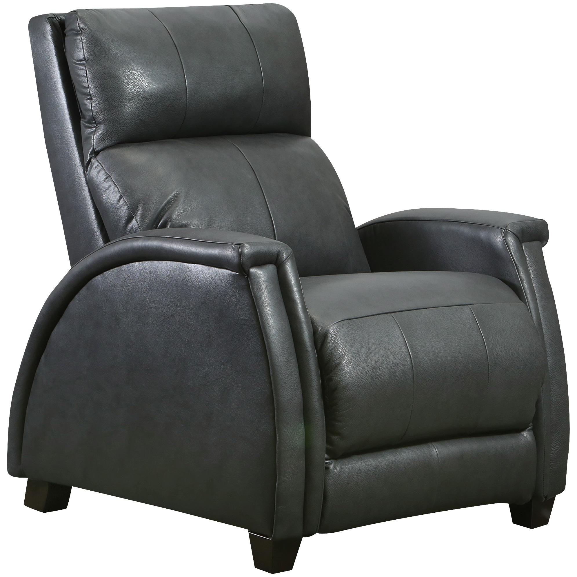 Southern Motion | Venus Graphite Zero Gravity Power+ Leather Leg Recliner Chair