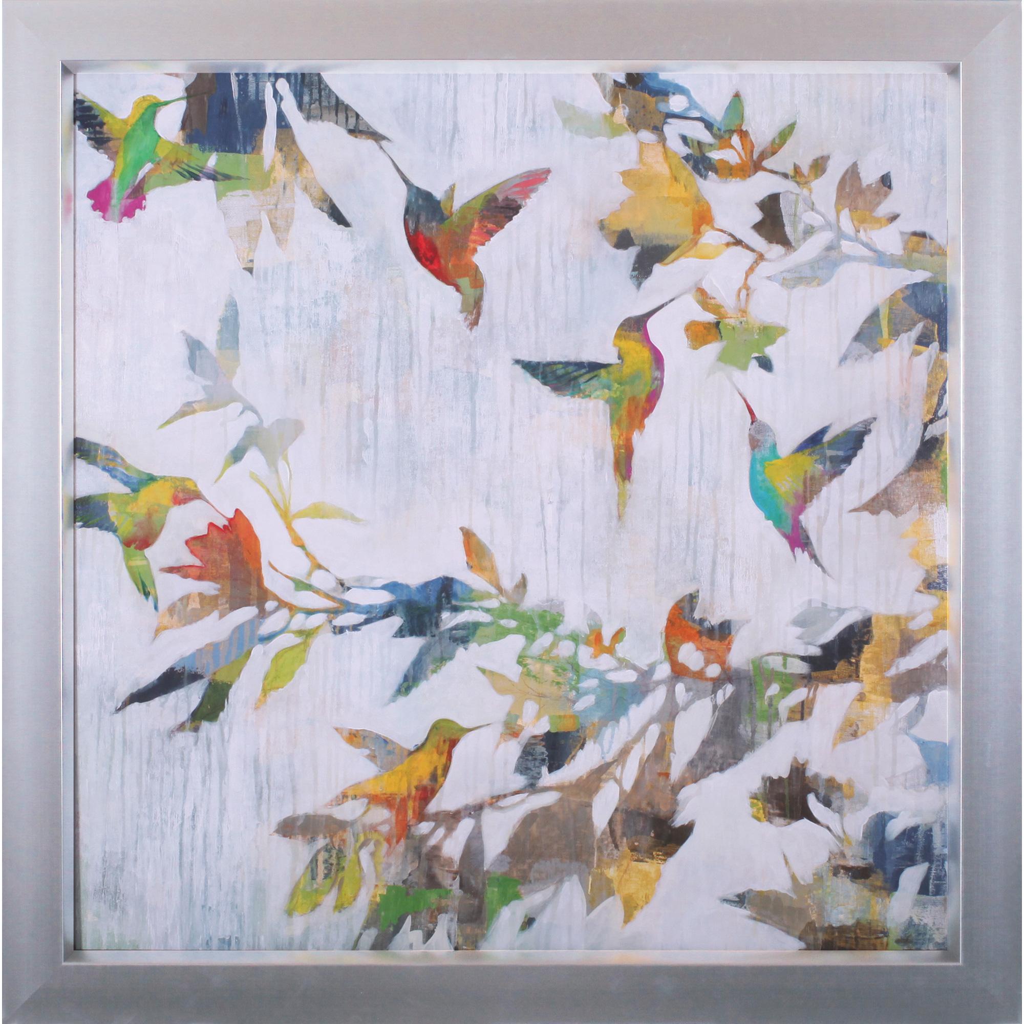 Art Effects | Aerial Dance Framed Artwork
