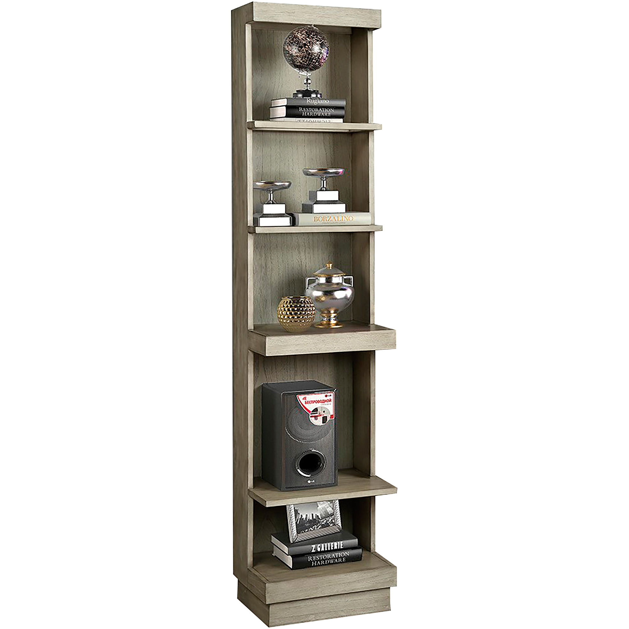 Legends Furniture | Celino Sandstone Set of 2 Pier Cabinets