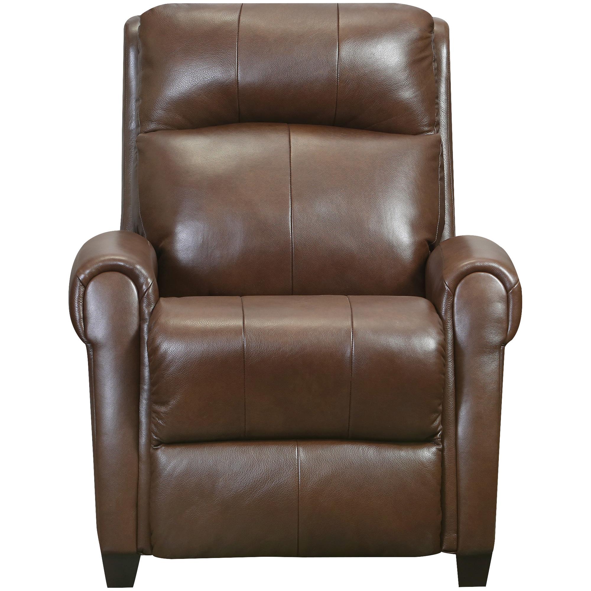 Southern Motion | Saturn Hazelnut Zero Gravity Power+ Leather Leg Recliner Chair