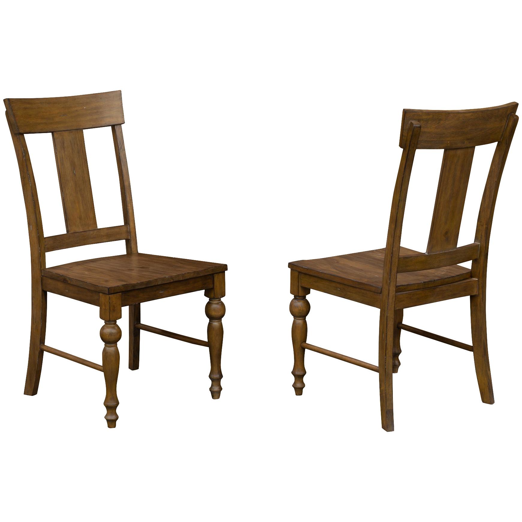 A America | Wellington Cognac Dining Chair