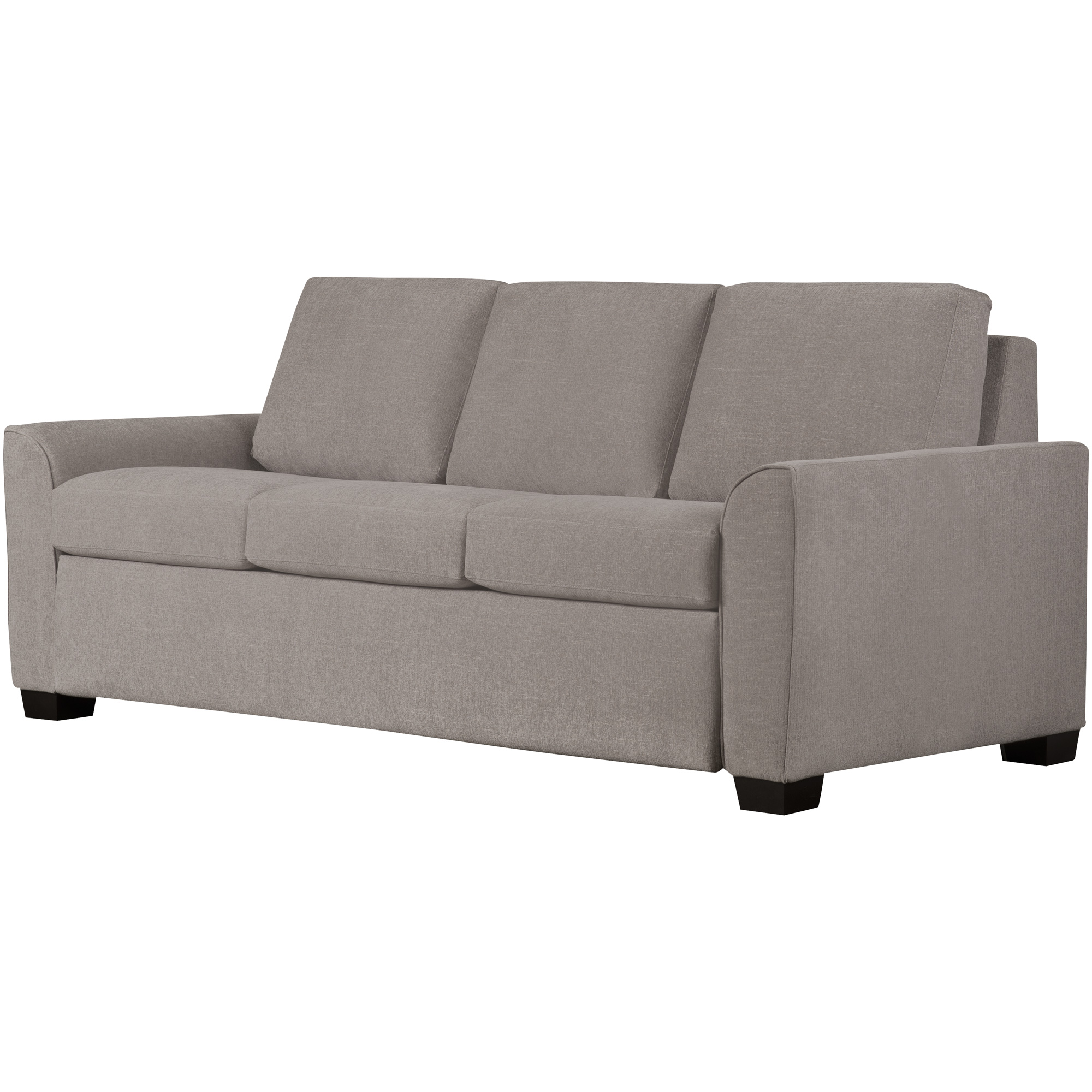 American Leather | Keeling Silver Queen Plus Sleeper Sofa