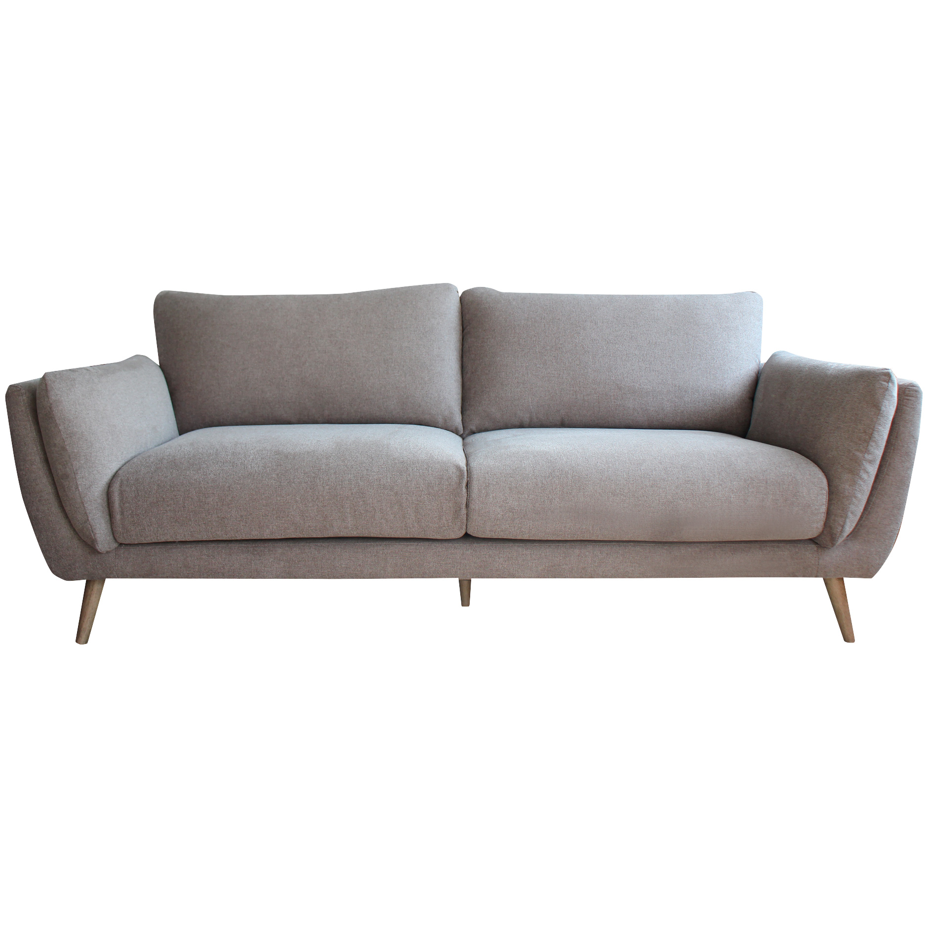 Urban Chic Upholstery | Lydia Mushroom Sofa