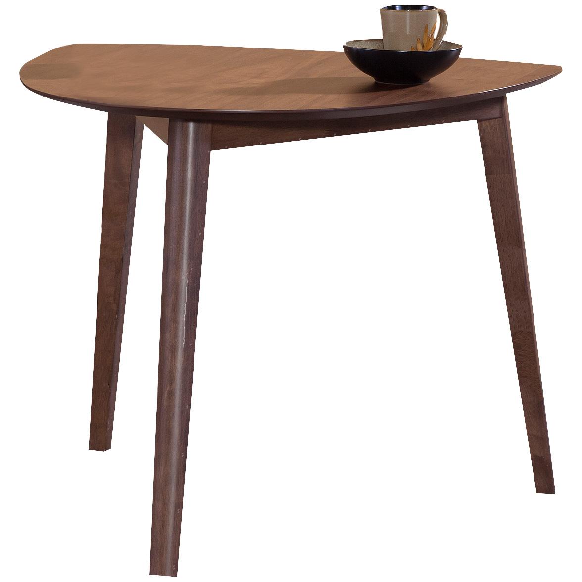 New Classic | Oscar Walnut Corner Table