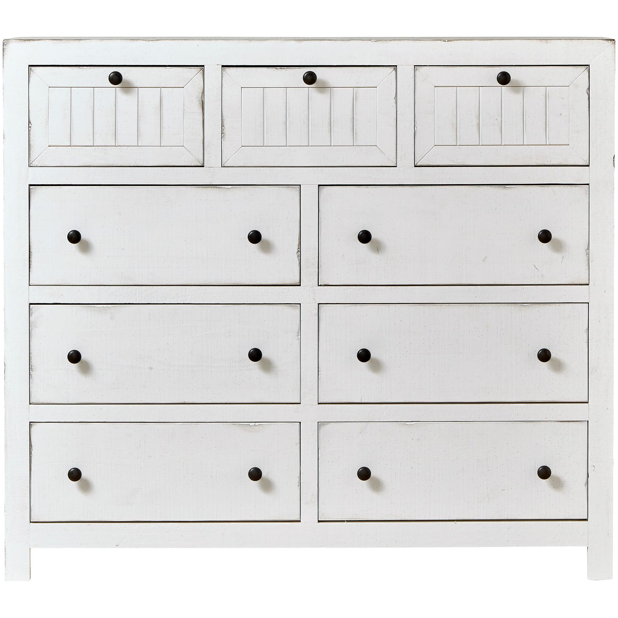 Progressive Furniture Inc. | Elmhurst White Dresser